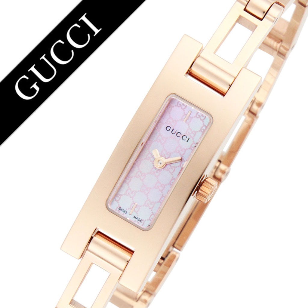bdf41142611d グッチ腕時計 GUCCI時計 GUCCI 腕時計 グッチ 時計 3900 3900 レディース ピンク YA039549 [新作 人気