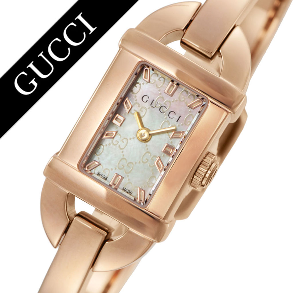 f63c4ca57dd Gucci watch GUCCI clock Gucci clock GUCCI watch bamboo BAMBOO Lady s gold  YA068584 new work popularity brand waterproofing high quality recommended  fashion ...
