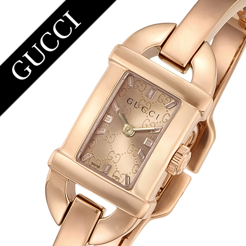 0eef0e2b75d Gucci watch GUCCI clock Gucci clock GUCCI watch bamboo BAMBOO Lady s gold  YA068585 new work popularity brand waterproofing high quality recommended  fashion ...