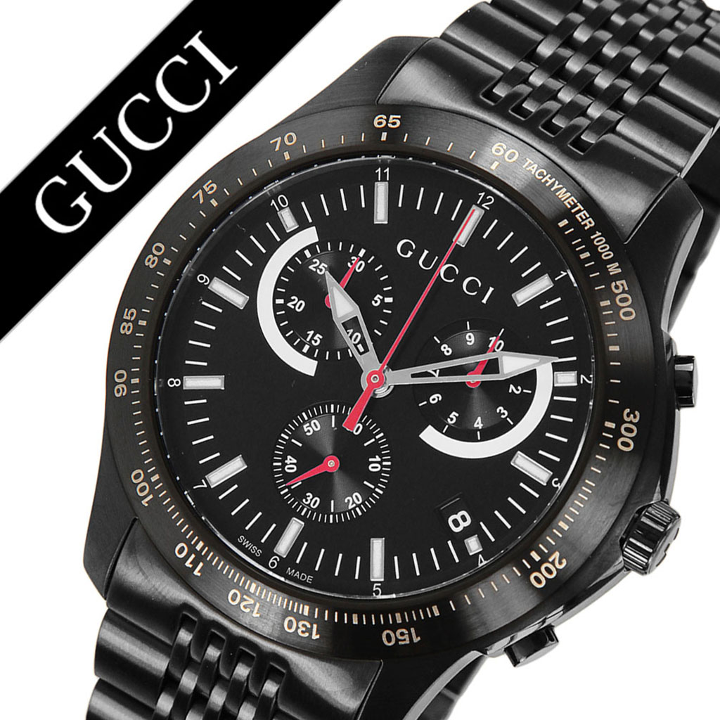 7d7d95ed816 Gucci watch GUCCI clock GUCCI watch Gucci clock G thymeless G-TIMELESS men  black YA126258  latest brand waterproofing high quality recommended fashion  sale ...
