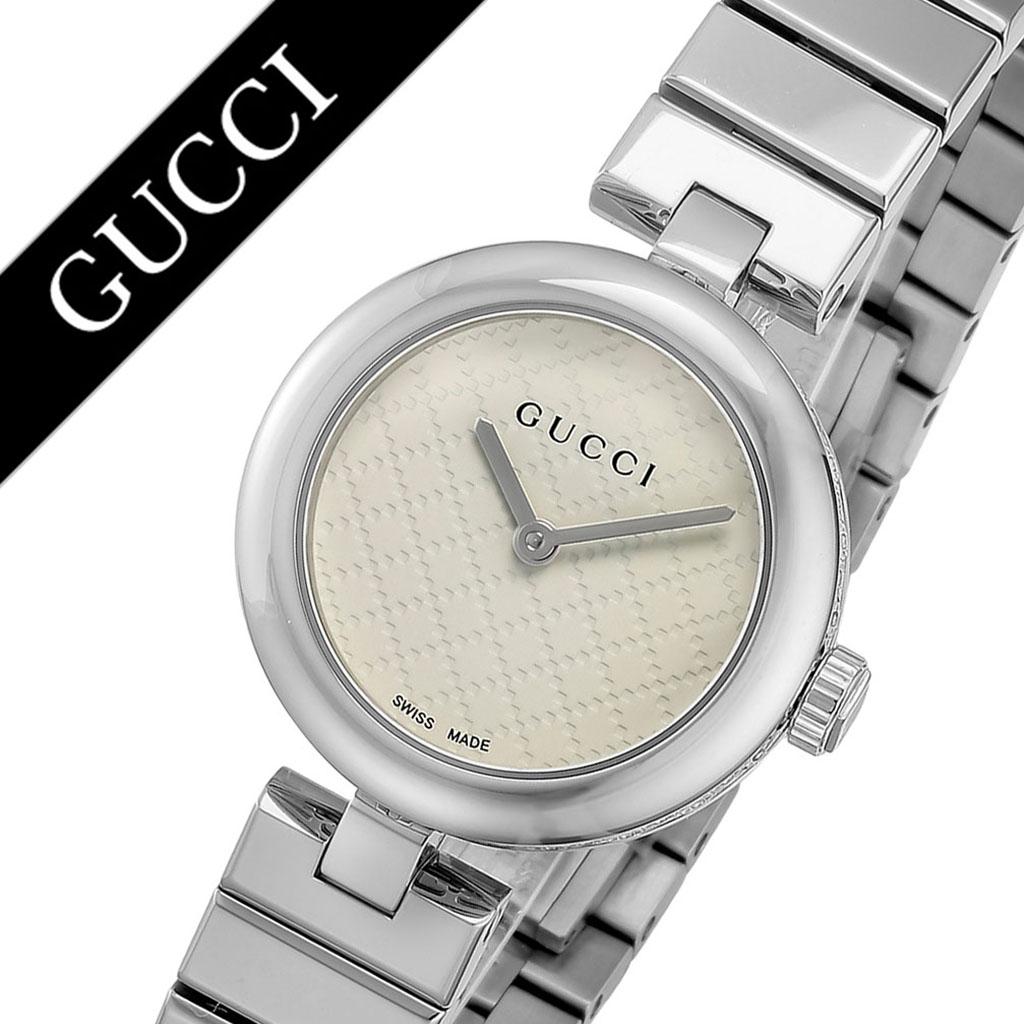 282e7b22f6e Gucci watch GUCCI clock Gucci clock GUCCI watch ディアマンティッシマ DIAMANTISSIMA  Lady s white YA141502 new work popularity brand waterproofing high ...