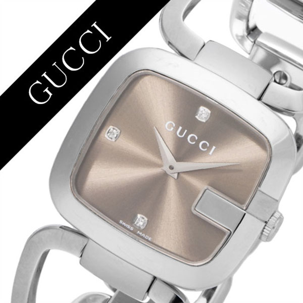 cf5355d50cf Gucci watch GUCCI clock Gucci clock GUCCI watch G Gucci G-GUCCI Lady s    brown YA125401  brand high quality metal waterproofing recommended fashion  present ...