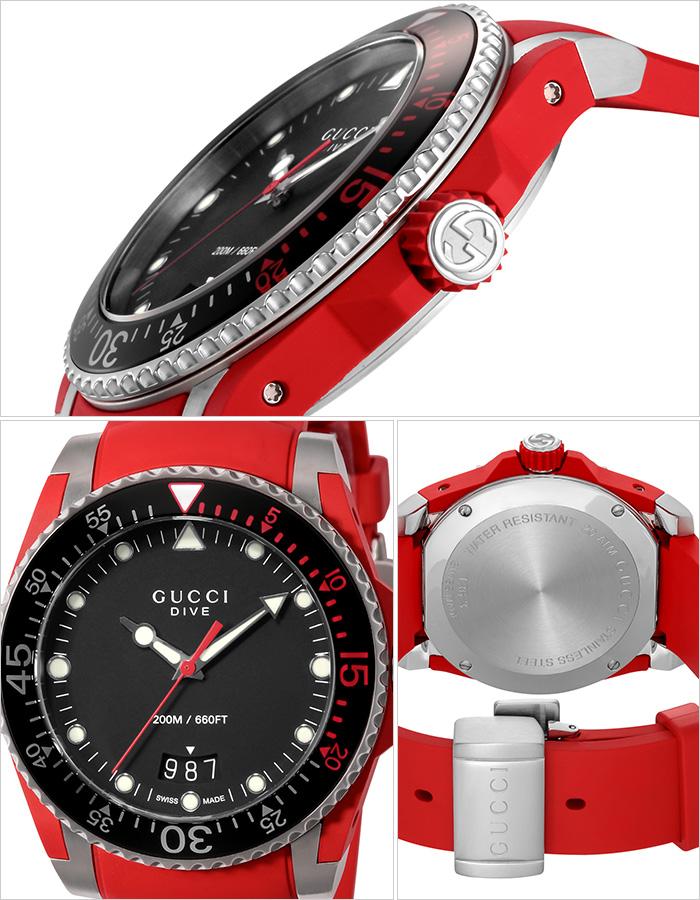 bf771b92b8b Watch Papillon  Gucci watch GUCCI clock Gucci clock GUCCI watch dive ...