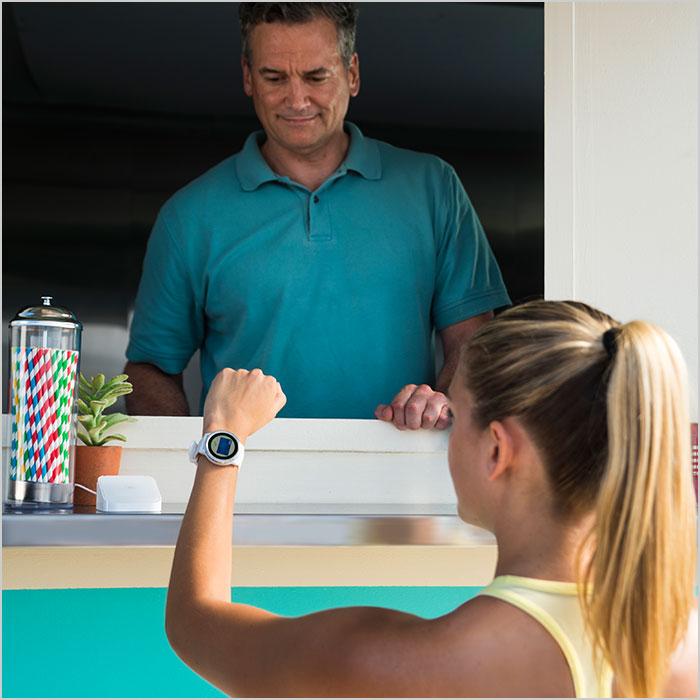 GARMIN(ガーミン)の心拍計内蔵GPS腕時計おす …