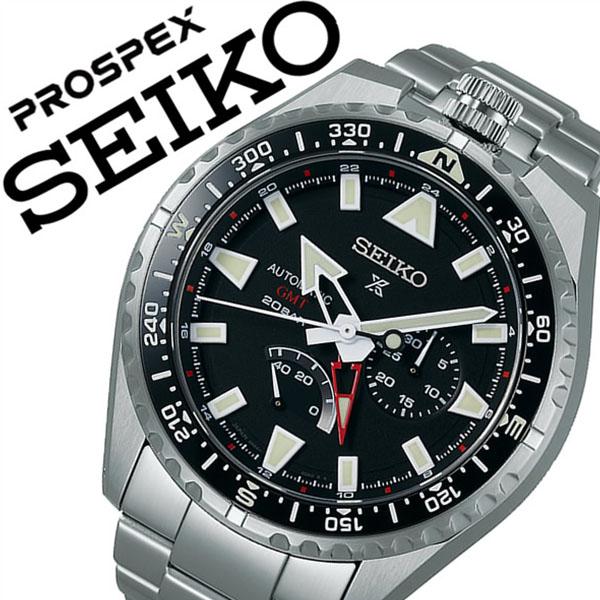 【5年保証対象】セイコー 腕時計 SEIKO 時計 セイコー 時計 SEIKO 腕時計 プロスペックス PROSPEX メンズ/ブラック SBEJ001 [ 限定 記念モデル ビジネス スーツ オフィスカジュアル ラウンド シンプル ステンレス 機械式 メカニカル シルバー プレゼント ギフト]