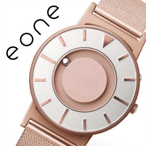 イーワン 腕時計 EONE 時計 イーワン 時計 EONE 腕時計 ブラッドリー メッシュ ローズゴールド BRADLEY MESH ROSE GOLD メンズ レディース ローズゴールド EONE-BR-RO-GLD [ デザインウォッチ おしゃれ ファッション タッチ ラウンド シンプル ステンレス メタル ][送料無料]
