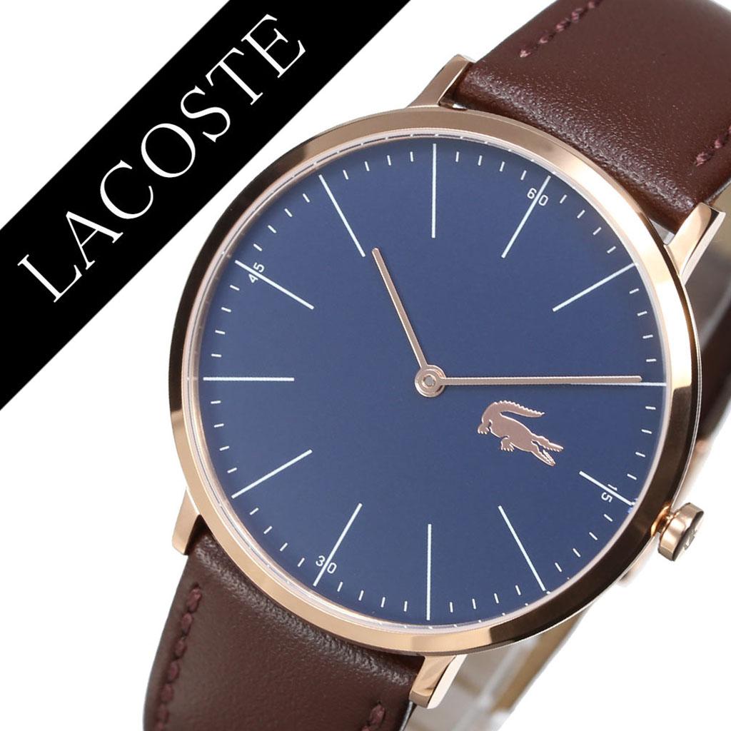 ラコステ 腕時計 LACOSTE 時計 ラコステ 時計 LACOSTE 腕時計 メンズ レディース ネイビー LC2010871 アナログ ラウンド ゴールド 人気 ブランド ラコ おしゃれ かわいい シンプル ファッション カジュアル ギフト プレゼント ビジネス 送料無料