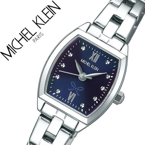ミッシェルクラン 腕時計 MICHELKLEIN 時計 ミッシェル クラン 時計 MICHEL KLEIN 腕時計 レディース ブルー AJCK096 エレガント ジュエリー リボン 女性 ビジネス カジュアル ファッション ブランド ドレス スーツ 送料無料