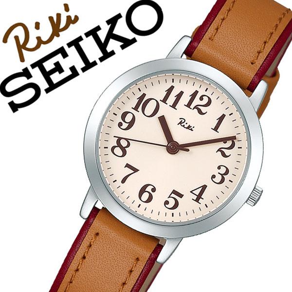 【5年保証対象】セイコー 腕時計 SEIKO 時計 セイコー 時計 SEIKO 腕時計 アルバ リキ ALBA Riki メンズ ブラウン AKQK443 アナログ シンプル 伝統色 シリーズ プレゼント ペア ギフト ラウンド ビジネス ファッション カジュアル シンプル人気