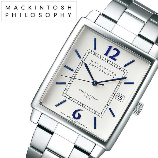 【5年保証対象】マッキントッシュフィロソフィー 腕時計 MACKINTOSHPHILOSOPHY 時計 マッキントッシュ フィロソフィー 時計 MACKINTOSH PHILOSOPHY 腕時計 メンズ シルバー FBZT978 アナログ シンプル かわいい ビジネス ファッション カジュアル シンプル人気 送料無料
