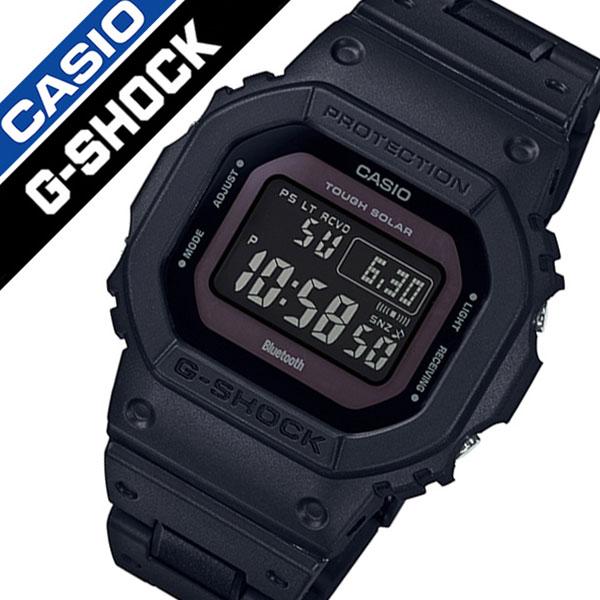 [当日出荷] カシオ ジーショック ソーラー 電波 時計 CASIO G-SHOCK 腕時計 メンズ ブラック GW-B5600BC-1BJF[Gショック ブランド 防水 カジュアル ファッション デジタル DW-5600 頑丈 人気 アプリ プレゼント ギフト]