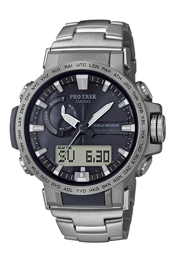 856291b537 カシオ[CASIO] 1974年、機械式からクオーツ式へと切り替わる技術変革期に時計事業へ進出。1983年、カシオ計算機より「壊れない腕時計」として G-SHOCK誕生。