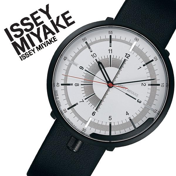 【5年保証対象】イッセイミヤケ 腕時計 ISSEYMIYAKE 時計 イッセイミヤケ 時計 ISSEY MIYAKE 腕時計 ワンシックス 2019 01 06 ユニセックス メンズ レディース ホワイト NYAK003 デザイン シンプル 機械式 メカニカル 自動巻き 人気 ラウンド ファッション カジュアル