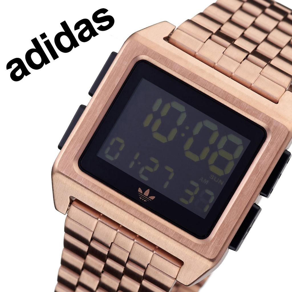 アディダス オリジナルス 腕時計 adidas Originals 時計 アディダス時計 adidas腕時計 アーカイブエム1 ARCHIVE_M1 メンズ レディース 男性 女性 ブラック Z01-1098-00 人気 お洒落 ブランド シンプル デジタル カジュアル スポーツ ウォッチ ギフト プレゼント 送料無料