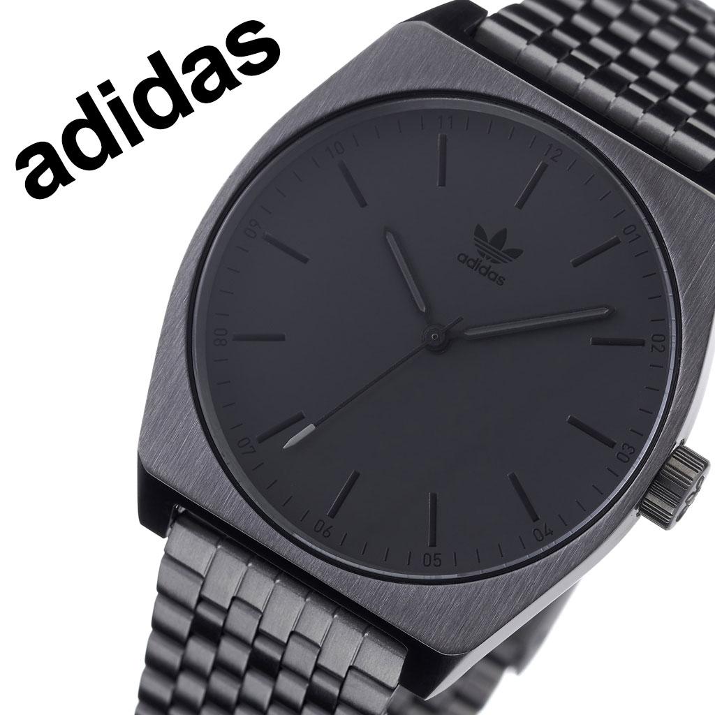 アディダス オリジナルス 腕時計 adidas Originals 時計 アディダス時計 adidas腕時計 プロセスエム1 Process_M1 メンズ レディース 男性 女性 グレー Z02-680-00 人気 おしゃれ ブランド ラウンド シンプル アナログ カジュアル スポーツ ウォッチ ギフト プレゼント