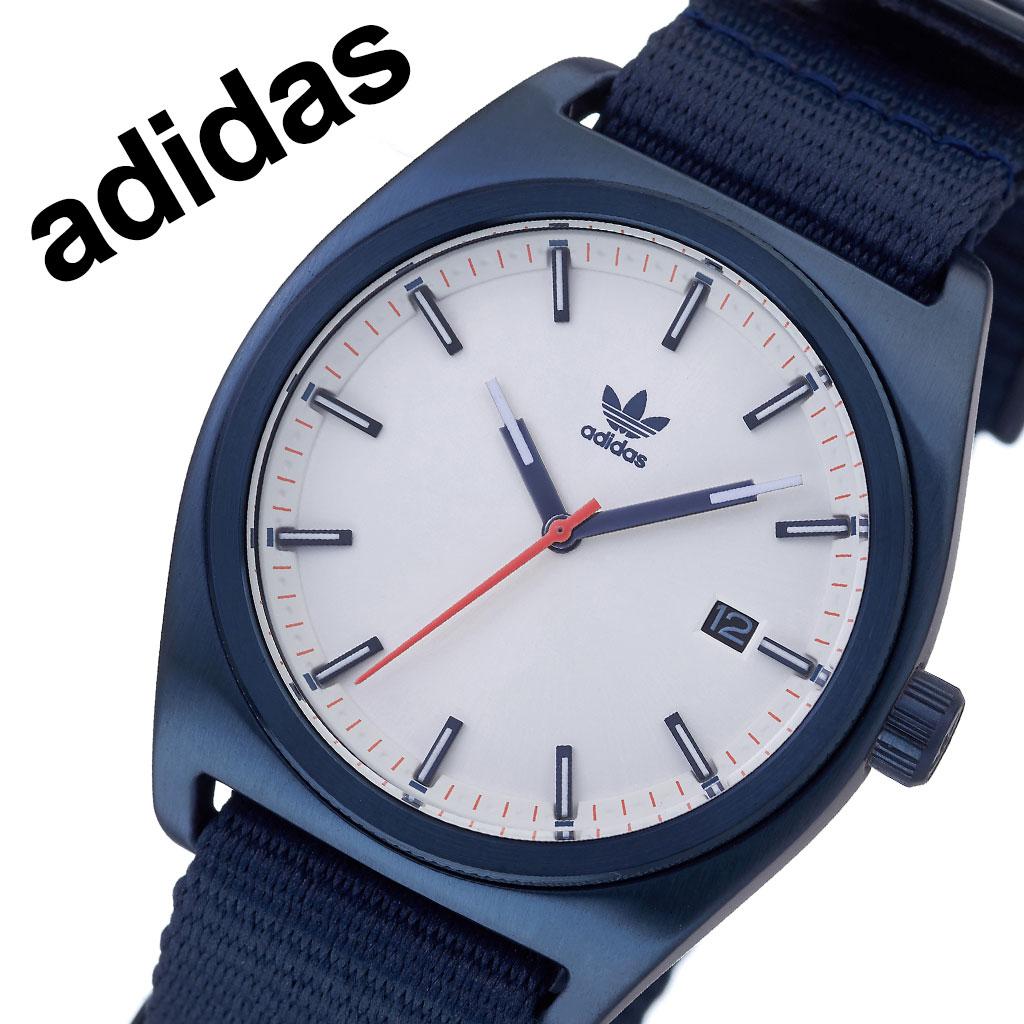 アディダス オリジナルス 腕時計 adidas Originals 時計 アディダス時計 adidas腕時計 プロセス PROCESS_W2 メンズ レディース 男性 女性 ホワイト Z09-3032-00 人気 おしゃれ ブランド ラウンド シンプル アナログ カジュアル スポーツ ウォッチ ギフト プレゼント