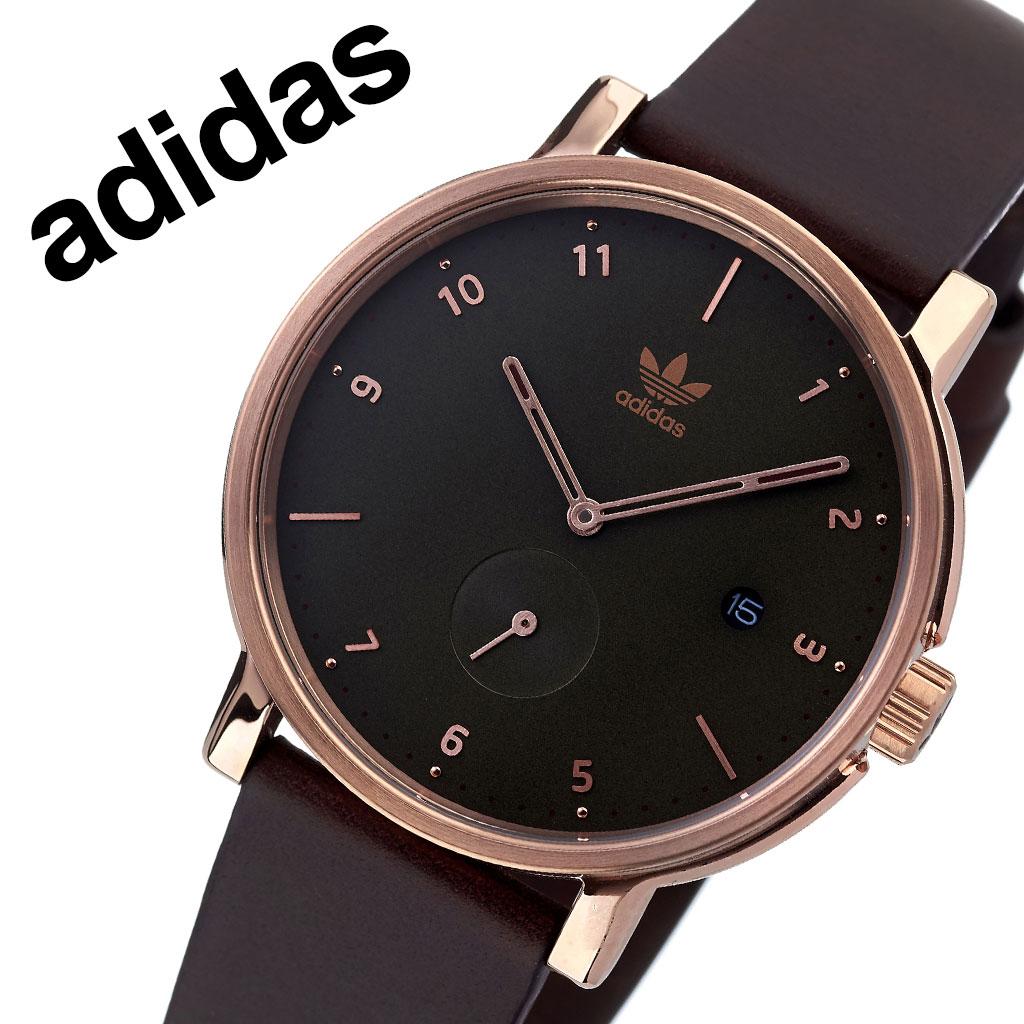アディダス オリジナルス 腕時計 adidas Originals 時計 アディダス時計 ディストリクトエルエックス2 DISTRICT_LX2 メンズ レディース 男性 女性 Z12-3038-00 人気 おしゃれ ブランド ラウンド ローズピンク シンプル カジュアル スポーツ ウォッチ ギフト プレゼント