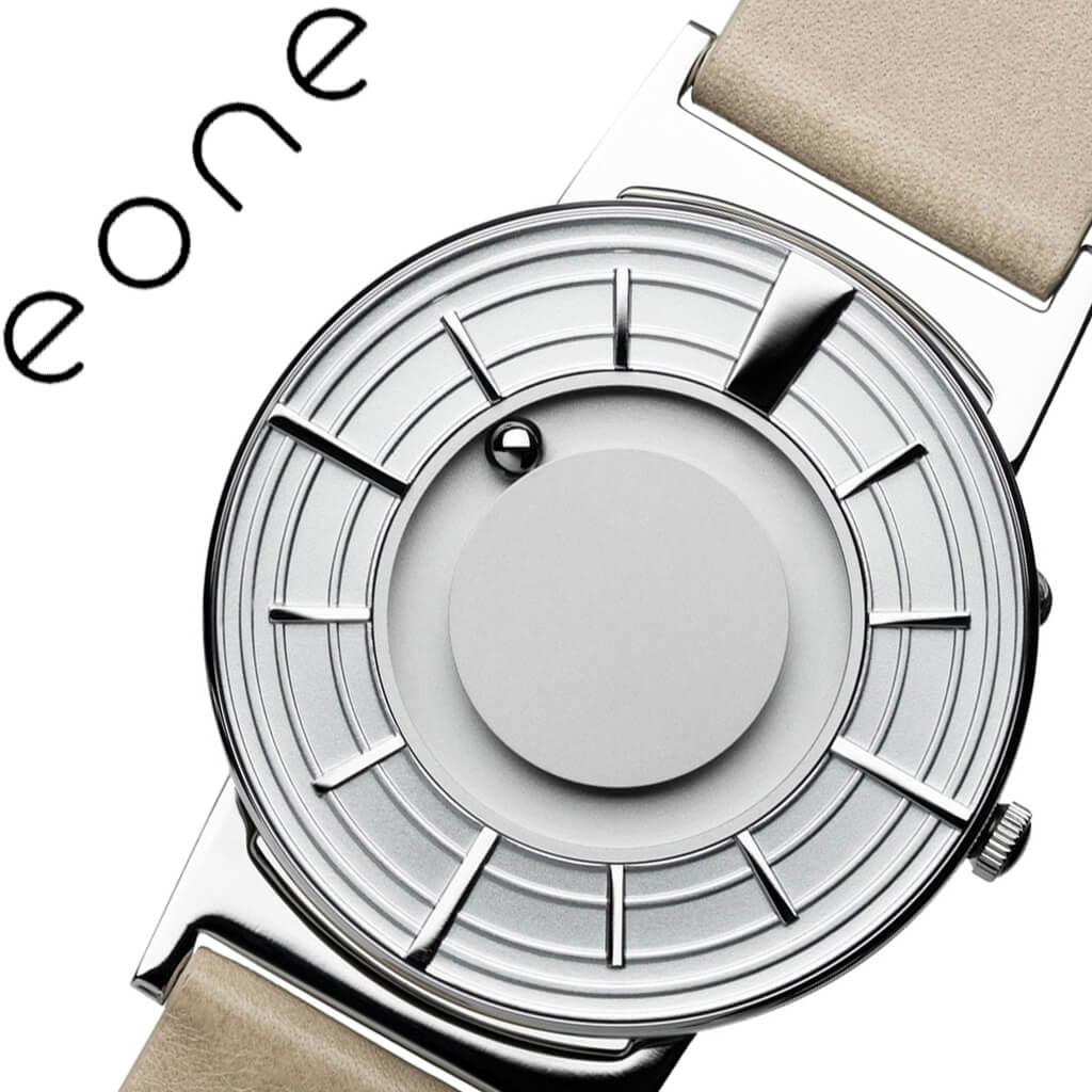 イーワン 腕時計 EONE 時計 イーワン 時計 EONE 腕時計 ブラッドリー メッシュ Bradley Edge Cobalt 盲人 盲目 視覚障害者 にもおすすめ シルバー BR-EDGE-SV [ 人気 おすすめ ビジネス スーツ シンプル シック 個性的 カジュアル ファッション ギフト プレゼント ]送料無料