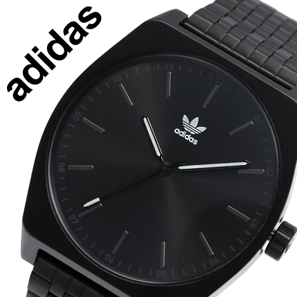 アディダス オリジナルス 腕時計 adidas originals 時計 アディダスオリジナルス 時計 adidasoriginals 腕時計 メンズ レディース ブラック Z02-001-00[ 人気 ブランド おしゃれ カジュアル ファッション スポーツ シンプル メッシュベルト ペア ペアウォッチ カップル 防水]