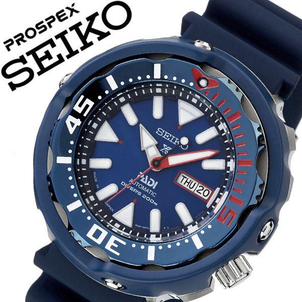 セイコー 腕時計 SEIKO 時計 セイコー時計 SEIKO腕時計 プロスペックス PROSPEX メンズ ブルー SRPA83J1 [ 人気 ブランド おすすめ 防水 逆輸入 社会人 スーツ 仕事 ビジネス 営業 機能性 カレンダー 彼氏 旦那 夫 大人 かっこいい カジュアル 個性的 スタイリッシュ 上品 ]