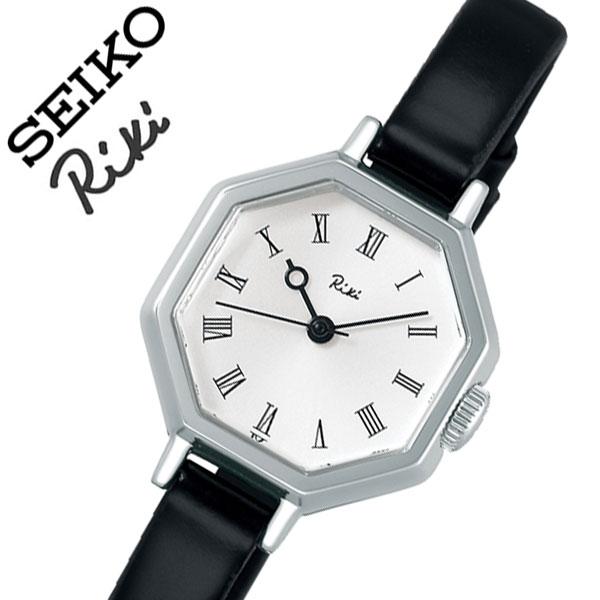 【5年保証対象】セイコー 腕時計 SEIKO 時計 セイコー時計 SEIKO腕時計 リキ 八角クラシック RIKI レディース ホワイト AKQK456 [ 人気 正規品 ブランド 新作 おすすめ 渡辺力 デザイナーファッション おしゃれ カジュアル かわいい ビンテージ プレゼント ギフト ]送料無料