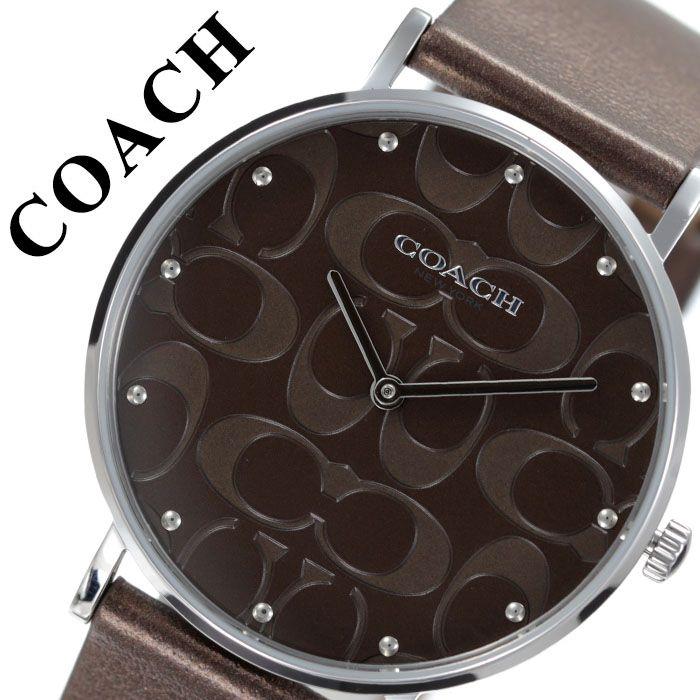 【1,320円引き】 コーチ 腕時計 COACH 時計 コーチ 時計 COACH 腕時計 ペリー Perry レディース ブラウン 14503302 [ 人気 おすすめ ブランド シンプル ビジネス カジュアル ファッション 上品 可愛い オシャレ ギフト プレゼント ]
