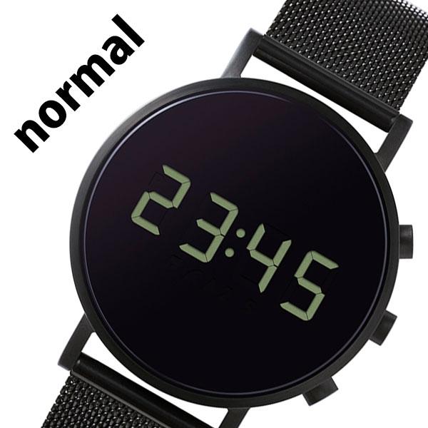 ノーマルタイムピーシーズ 腕時計 NORMAL TIMEPIECES 時計 ノーマルタイムピーシーズ NORMAL TIMEPIECES トキジ TOKIJI メンズ ブラック NML020107 人気 ブランド 防水 デジタル ファッション おしゃれ 個性的 デザイン ファッション おしゃれ プレゼント 父の日 ギフト
