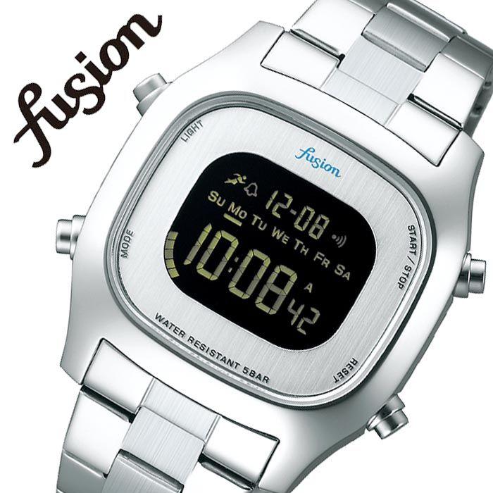 【5年保証対象】セイコーアルバ 腕時計 SEIKOALBA 時計 セイコー アルバ SEIKO ALBA フュージョン FUSION 80'fashion ユニセックス メンズ レディース ネガティブDQ AFSM402 [ 正規品 人気 ブランド デジタル アラーム カレンダー レトロ カジュアル シンプル 80年代 古着 ]