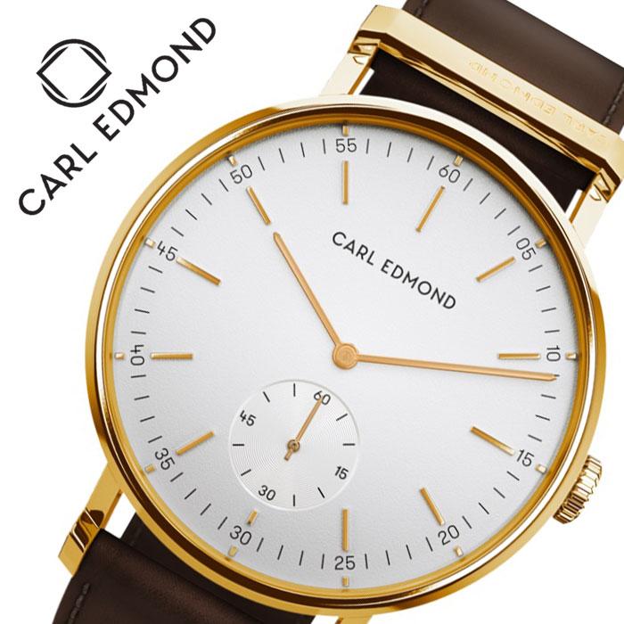[当日出荷] カール エドモンド 腕時計 CARL EDMOND 時計 カール エドモンド CARL EDMOND リョーリット Ryolito レディース ホワイト CER3221-DBY16 [ 人気 ブランド おすすめ 正規品 北欧 かわいい おしゃれ ファッション カジュアル プレゼント ギフト ]送料無料