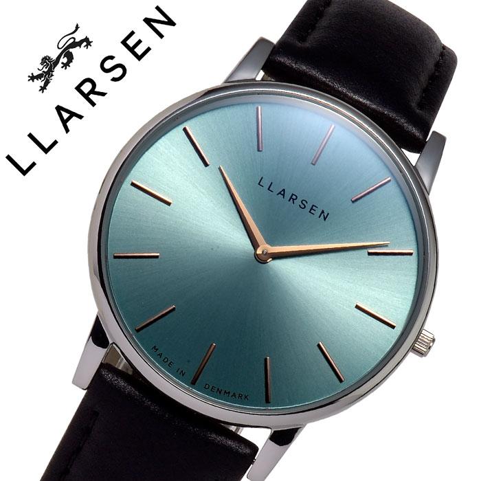 エルラーセン 腕時計 LLARSEN 時計 エル ラーセン L LARSEN オリバー Oliver メンズ ブルー LL147STRCL 人気 ブランド おすすめ 正規品 北欧 おしゃれ ファッション カジュアル ビジネス フォーマル デンマーク プレゼント 父の日 ギフト