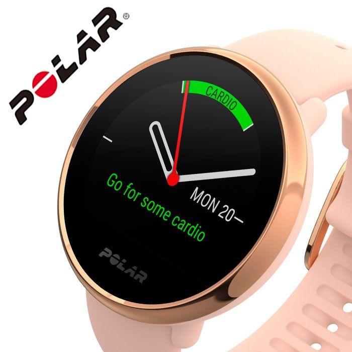 [当日出荷] ポラール 腕時計 POLAR 時計 イグナイト Ignite レディース 液晶 90079898 [ 人気 ブランド 正規品 防水 スマートウォッチ アウトドア スポーツ ランニング アクティブ トライアスロン マラソン 筋トレ トレーニング ジム フィットネス プレゼント ギフト ]