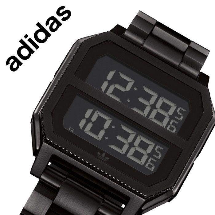 [当日出荷] アディダス 腕時計 adidas 時計 アディダス 時計 adidas 腕時計 アーカイブ MR2 ARCHIVE MR2 メンズ レディース 液晶 Z21-001-00 [ 人気 ブランド カジュアル スポーツ ファッション おしゃれ ストリート プレゼント ギフト ]送料無料