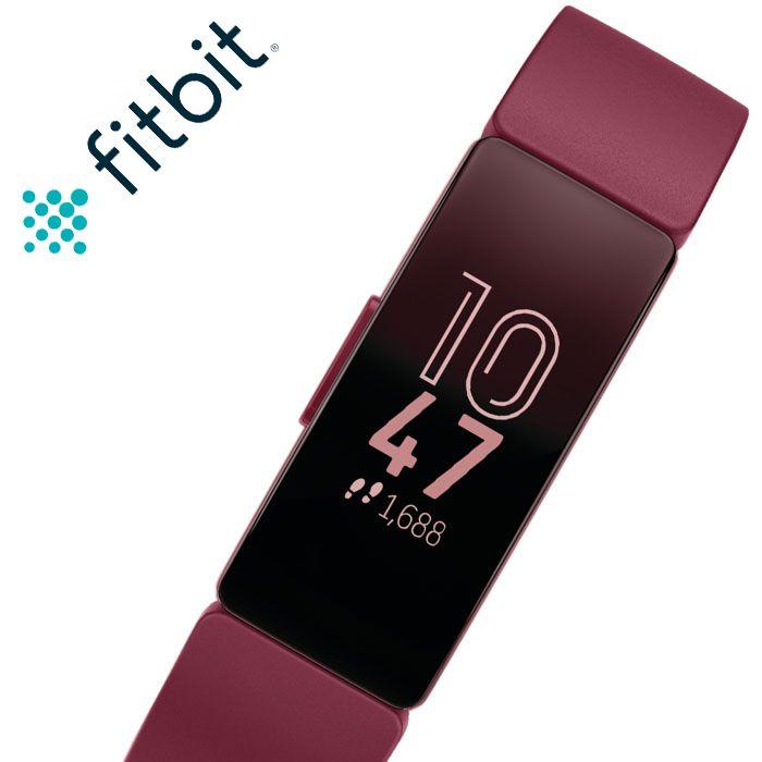 フィットビット 腕時計 Fitbit 時計 フィット ビット Fit bit スマートウォッチ インスパイア inspire メンズ レディース FB412BYBY [ 人気 ブランド おすすめ 防水 スポーツ トレーニング ジム ランニング 通知 機能 iPhone 連携 健康管理 スポーツウォッチ ウェアラブル ]
