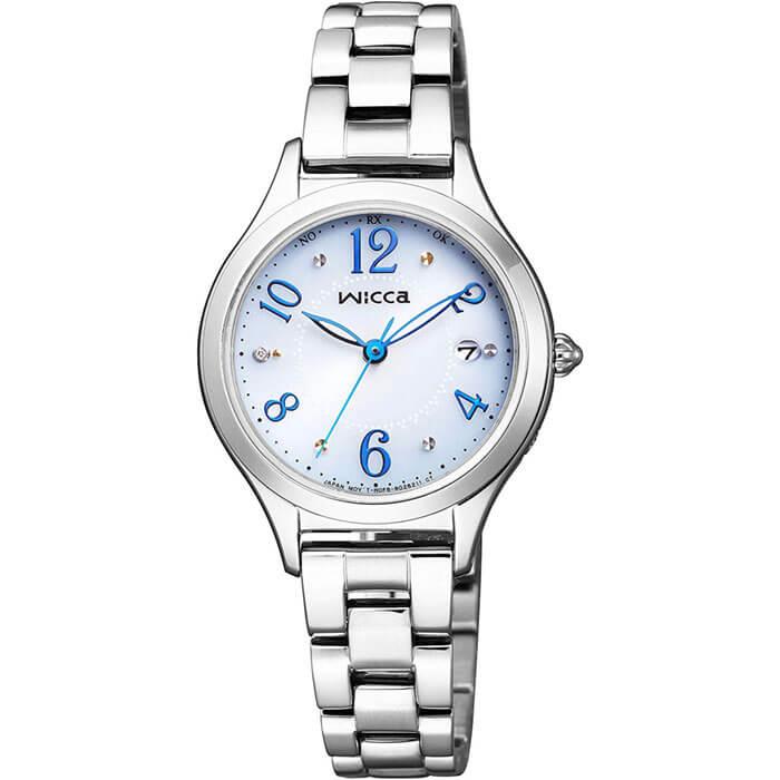 5年保証対象 シチズンウィッカ 腕時計 CITIZENWicca 時計 シチズン ウィッカ 時計 CITIZEN Wicca 腕時計 レディース ホワイト KS1 210 91人気 ブランド おすすめ おしゃれ 電波ソーラー ファッション カジュアル フォーマル スーツ ビジネス シンプル プレゼントsrxdthQCBo