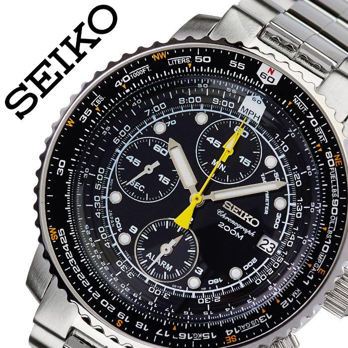 セイコー 腕時計 SEIKO 時計 海外セイコー 海外 SEIKO メンズ ブラック SNA411P1 海外モデル 人気 ブランド おすすめ 防水 逆輸入 社会人 スーツ フォーマル ビジネス おしゃれ カジュアル スタイリッシュ プレゼント 父の日 ギフト