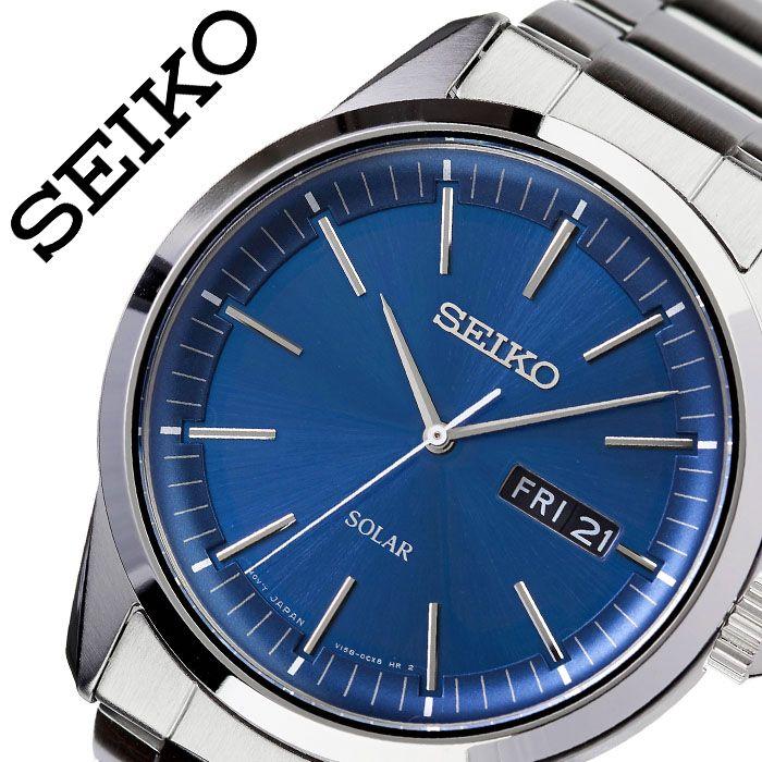 セイコー 腕時計 SEIKO 時計 海外セイコー 海外 SEIKO メンズ ブルー SNE525P1 海外モデル 人気 ブランド おすすめ 防水 逆輸入 社会人 スーツ フォーマル ビジネス おしゃれ カジュアル スタイリッシュ プレゼント 父の日 ギフト