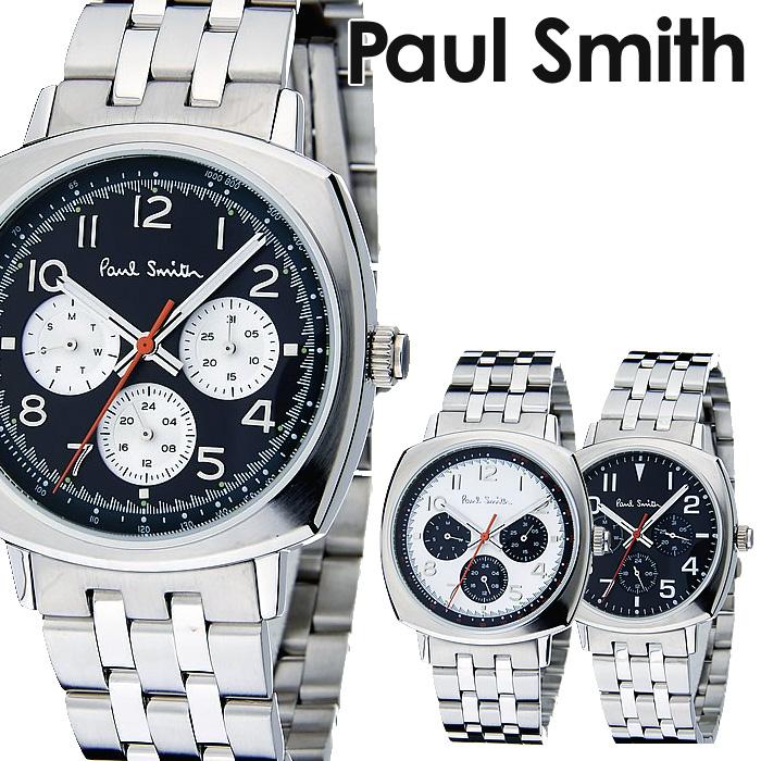 ポールスミス 時計 paul smith 腕時計 ポール スミス 腕時計 paul smith 時計 アトミック ATOMIC メンズ ブラック P10046 新作 メタル ベルト トレンド ブランド 人気 ギフト プレゼント ビジネス シンプル 送料無料