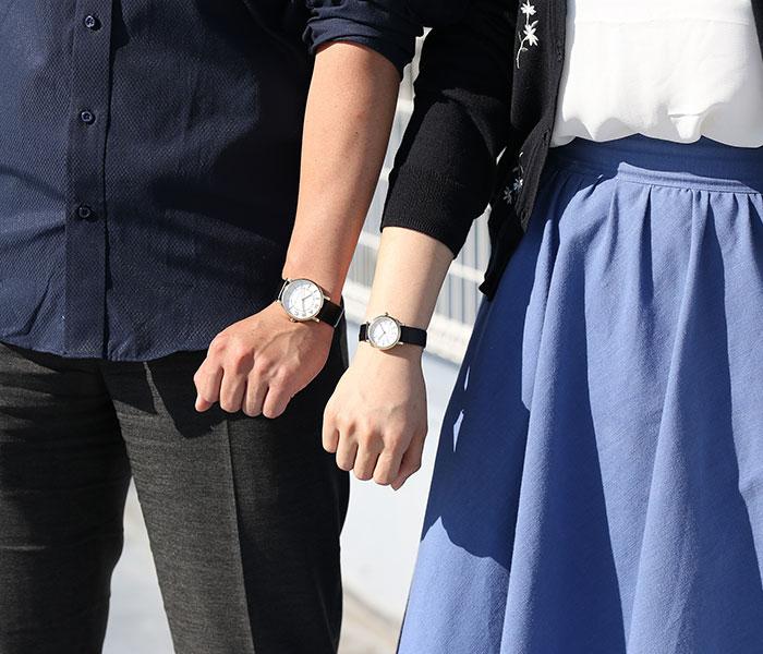 【ペア価格】ペアウォッチ マークジェイコブス 時計 MARCJACOBS 腕時計 MARC JACOBS マーク ジェイコブス メンズ レディース マークバイ [ ブランド 彼氏 彼女 恋人 プレゼント ギフト カップル ペア ウォッチ お揃い 人気 夫婦 記念 結婚 ][]