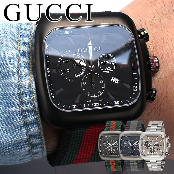 59579f26578 Gucci watch GUCCI clock Gucci clock GUCCI watch Gucci coupe GUCCI COUPE men    brown YA131201  brand high quality metal waterproofing recommended  fashion ...