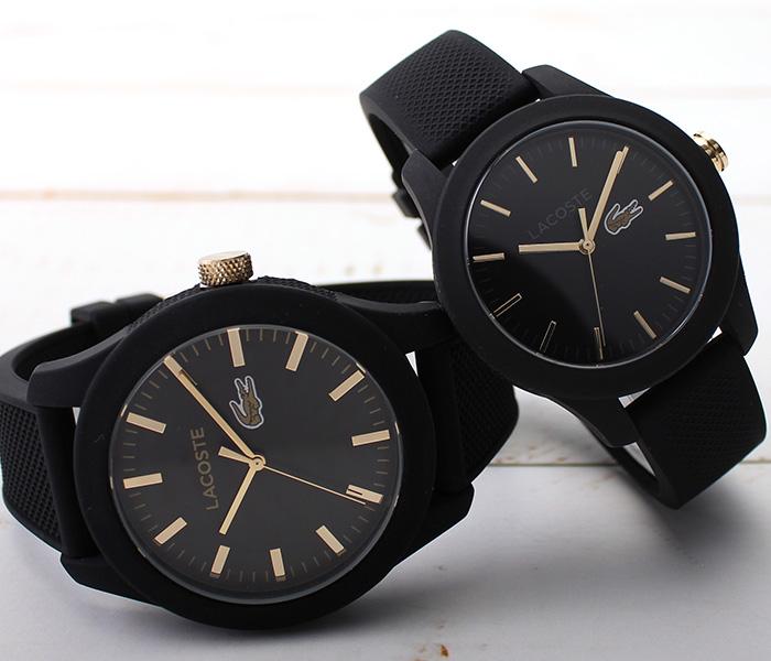 Watch Papillon Pair Watch Lacoste Watch Lacoste Clock Lacoste Clock