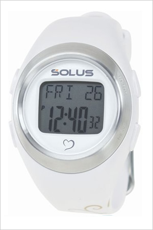 ソーラス腕時計[SOLUS時計](SOLUS 腕時計 ソーラス 時計)心拍時計(ハートレートモニター) 時計 01-800-04 [正規品 スポーツ ダイエット エクササイズ ギフト バーゲン プレゼント ご褒美][おしゃれ 腕時計]
