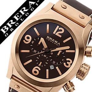 ブレラ オロロジ腕時計[BRERA OROLOGI](BRERA 腕時計 ブレラ 時計 ブレラ腕時計)エテルノ クロノ[ETERNO CHRONO] メンズ時計BRETC4506 ブレラ オロロージ ブレラオロロージ[ギフト バーゲン プレゼント ご褒美][おしゃれ 腕時計]