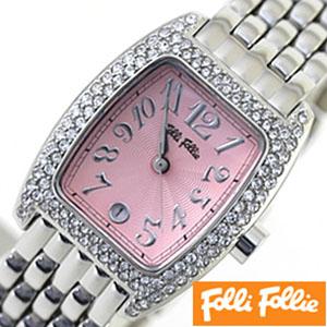 フォリフォリ腕時計[FolliFollie](FolliFollie 腕時計 フォリフォリ 時計 フォリフォリ時計) レディース時計 WF5T081BDP[ギフト バーゲン プレゼント ご褒美][おしゃれ 腕時計]