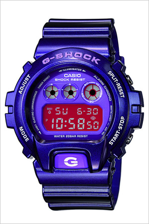 """DW-6900CC-6 Casio """"G shock"""" watches and """"watch crazy colors / men's / women's"""