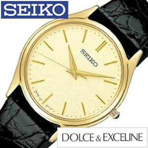 セイコー腕時計[SEIKO時計](SEIKO 腕時計 セイコー 時計)ドルチェ & エクセリーヌ(DOLCE & EXCELINE)メンズ時計 SACM150[ギフト バーゲン プレゼント ご褒美][おしゃれ 腕時計]