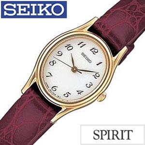 【5年保証対象】セイコー腕時計 SEIKO時計 SEIKO 腕時計 セイコー 時計 スピリット SPIRIT レディース時計 SSDA006 送料無料