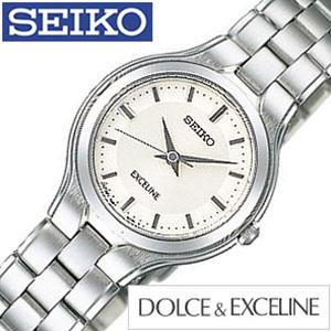 セイコー腕時計[SEIKO時計](SEIKO 腕時計 セイコー 時計)ドルチェ & エクセリーヌ(DOLCE & EXCELINE)レディース時計 SWDL117[ギフト バーゲン プレゼント ご褒美][おしゃれ 腕時計]