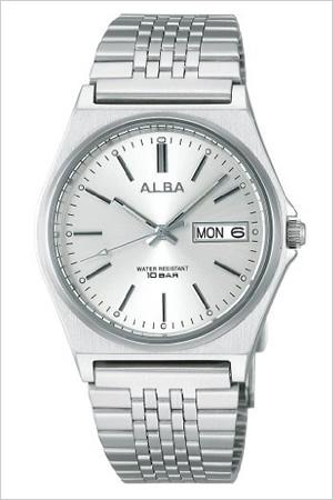 【5年保証対象】アルバ腕時計 ALBA時計 ALBA 腕時計 アルバ 時計 メンズ時計 AIGT003 生活 防水 プレゼント ギフト 祝い
