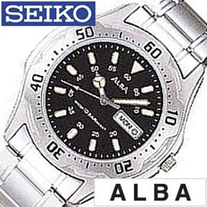 【5年保証対象】アルバ腕時計 ALBA時計 ALBA 腕時計 アルバ 時計 メンズ時計 APBU013 生活 防水 プレゼント ギフト 祝い
