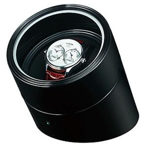 ワインディングマシーン 自動巻き機 ワインディングマシン 腕時計 時計 ワインディング マシン マシーン 自動巻き上げ機 ウォッチワインダー ウォッチ ワインダー ワインダー 時計ケース 腕時計 ケース 腕時計ケース 1本 2本 丸型 自動巻き マブチモーター 送料無料